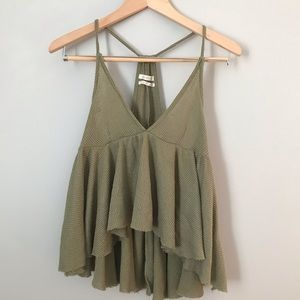 Urban Outfitters Thermal Tank